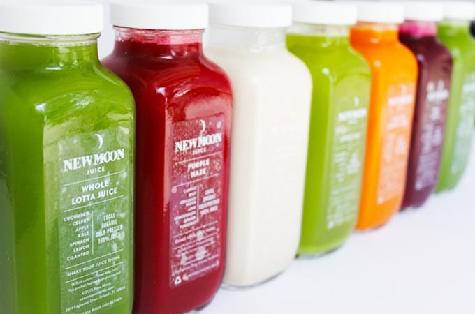 juice cleanse experience