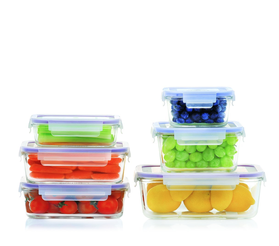 Prep Cooking Meal Containers