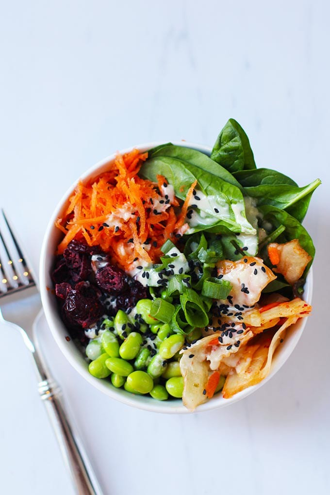 Plant Based Power Bowls