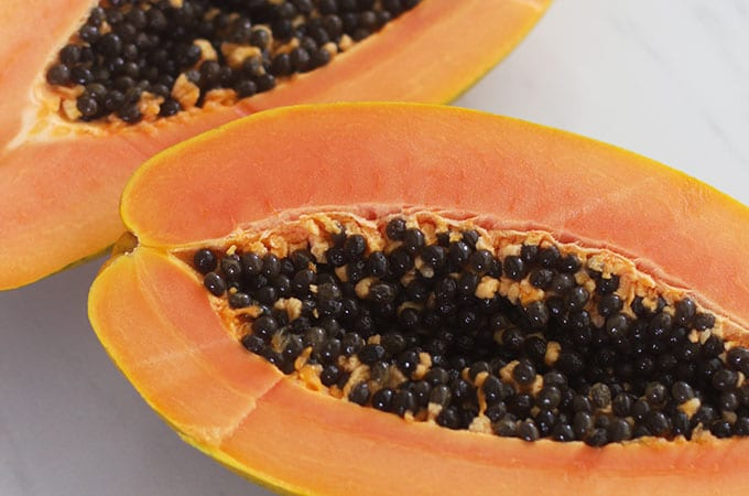 The secret superfruit of the tropics: Papaya + A Giveaway!