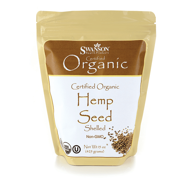 Swanson Health Giveaway Hemp Seeds