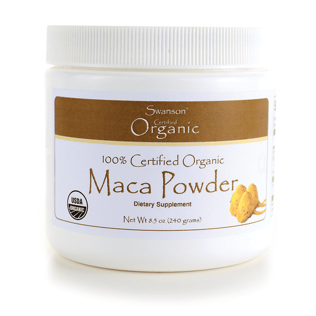 Swanson Health Giveaway maca powder
