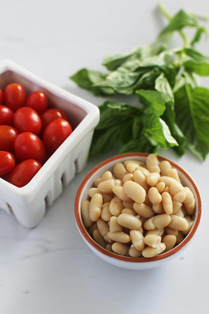 Creamy Vegan Tomato Soup | FitLiving Eats