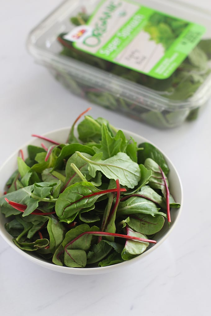 How to fit more greens in your day for increased energy and vitality! Plus, a giveaway sponsored by Dole® #sponsored