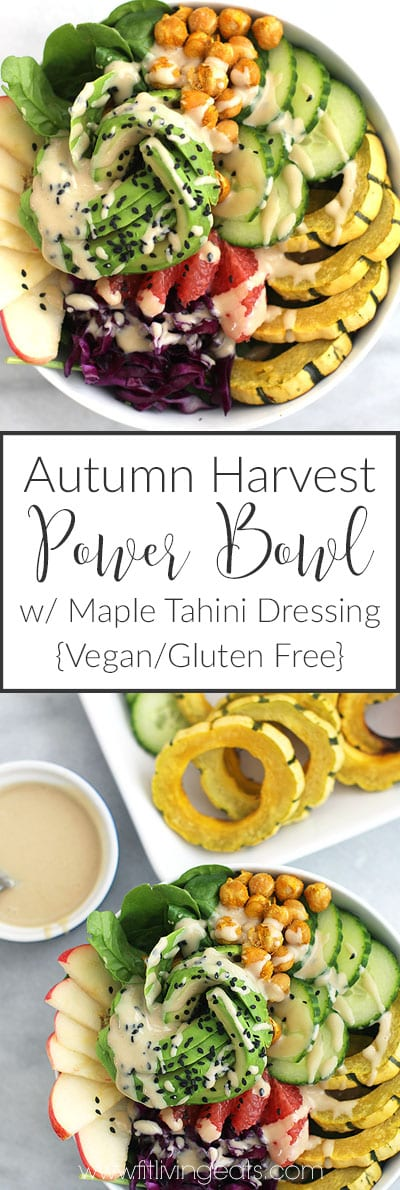 autumn harvest power bowl pinterest