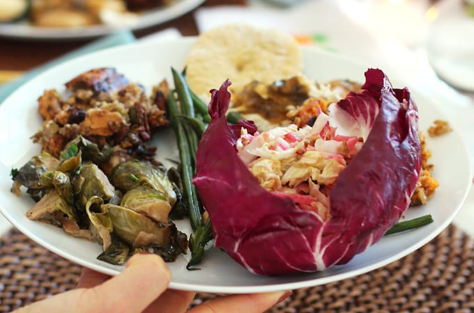 Vegan + Gluten-Free Friendly Thanksgiving Menu