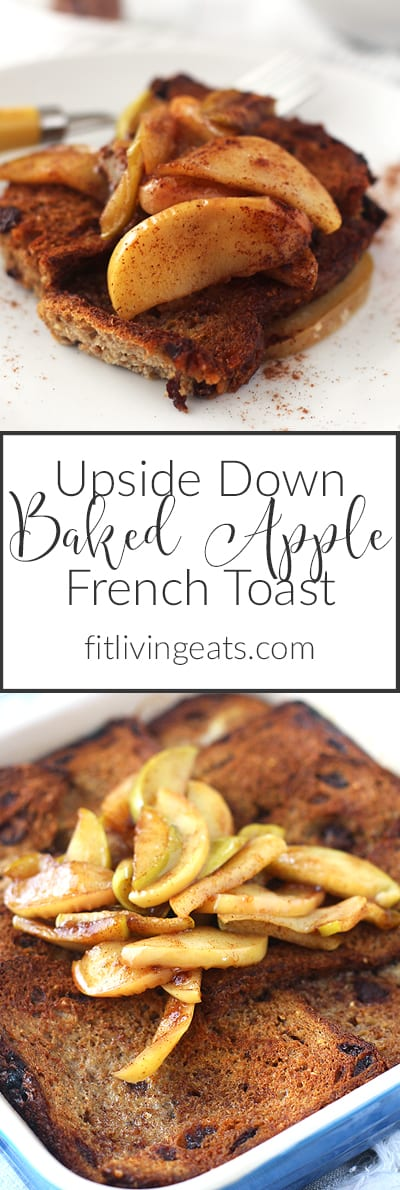 baked apple french toast pinterest