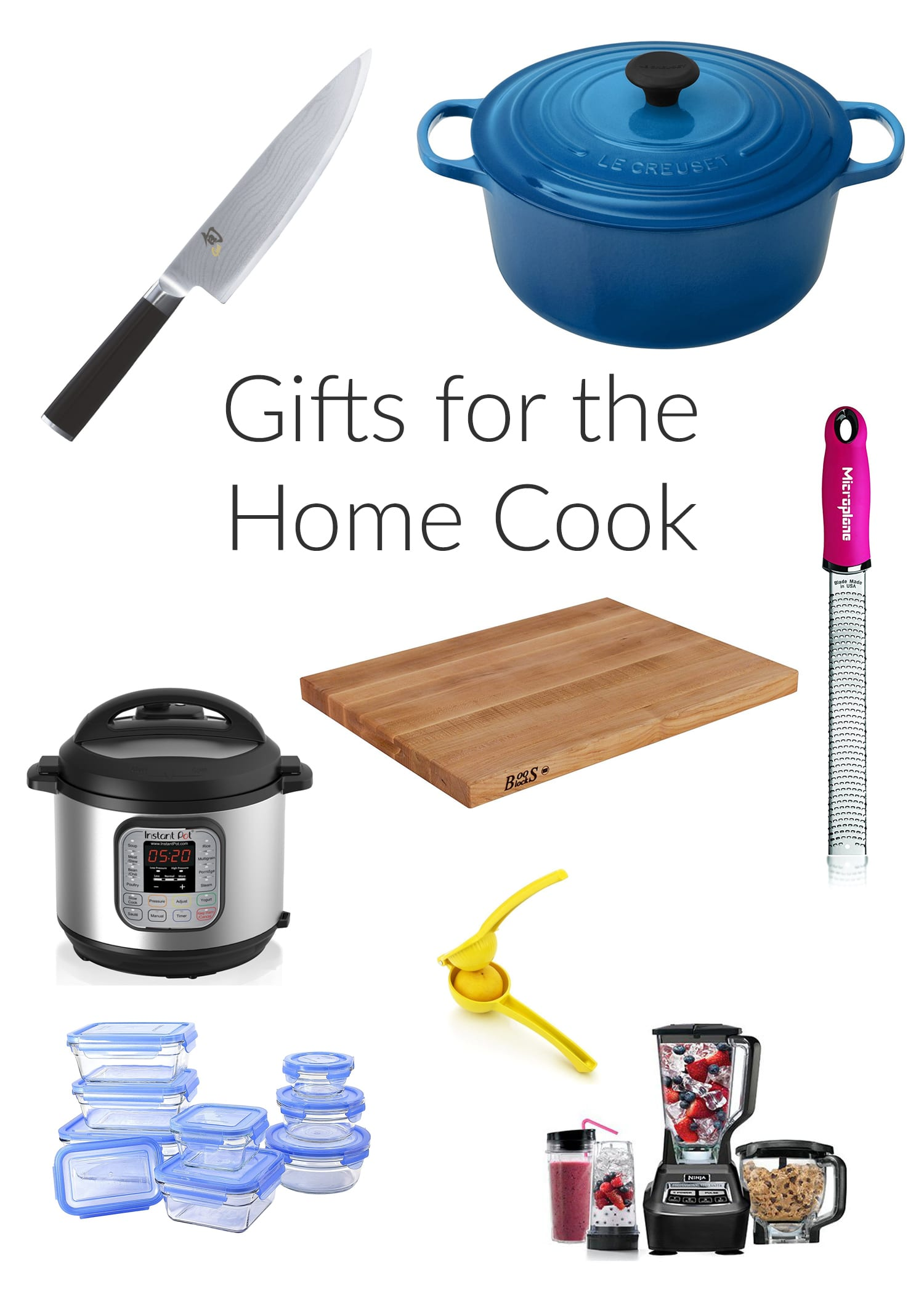 Must Have Holiday Gift Guide For The Healthy Foodie