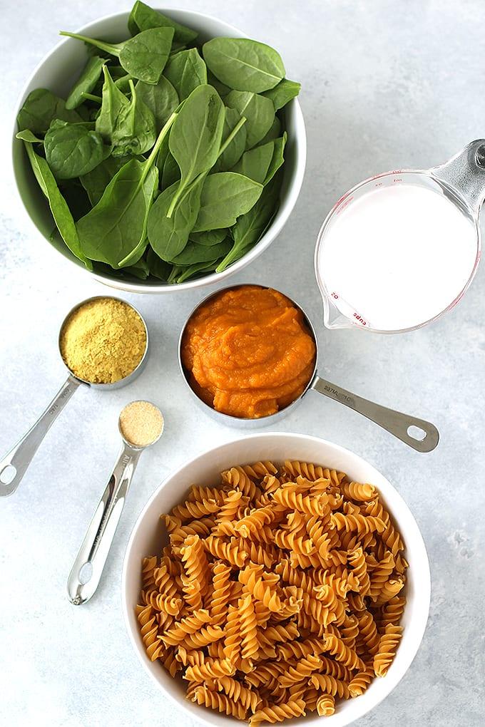 15-minute vegan mac and cheese (and gluten free!)