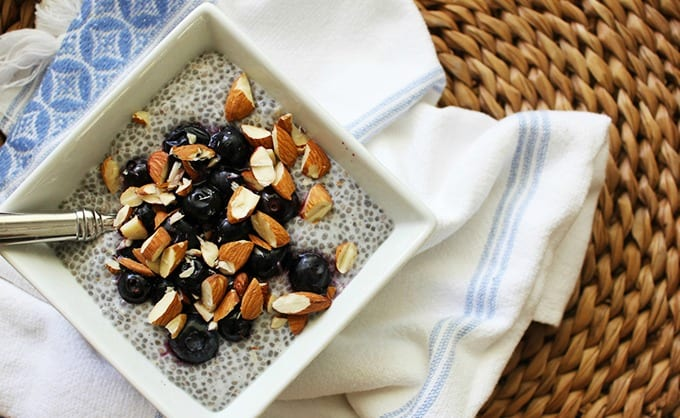 Benefits of Chia Seeds and Recipe - FitLiving Eats by Carly Paige - 2