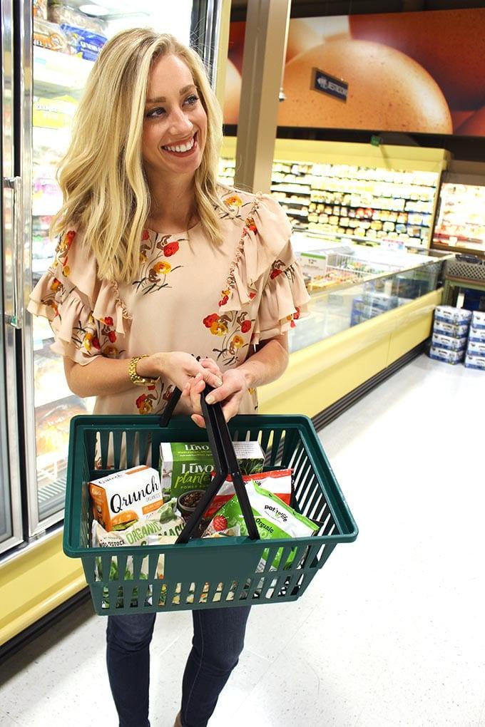 healthy freezer items