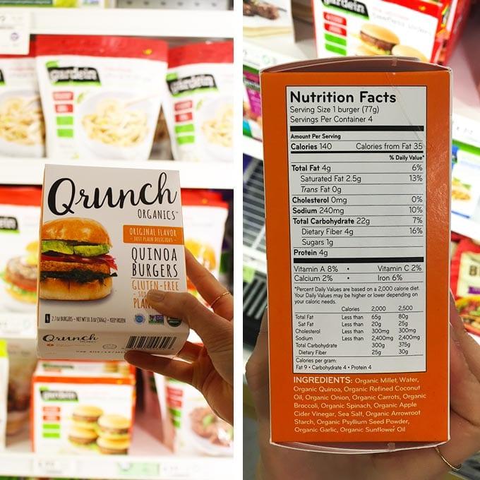 healthy freezer foods