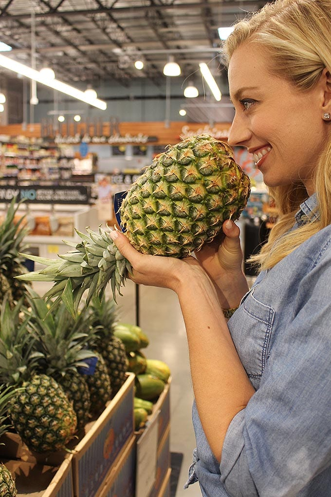 healthy grocery store tour (produce edition)