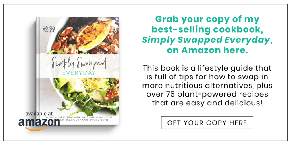 Simply Swapped Everyday Cookbook by Carly Paige - Website Promo-01