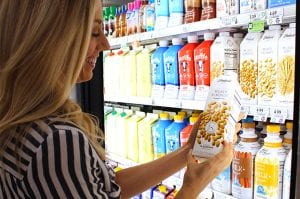 Healthy Grocery Tour Tour - Refrigerator Edition | FitLiving Eats by Carly Paige