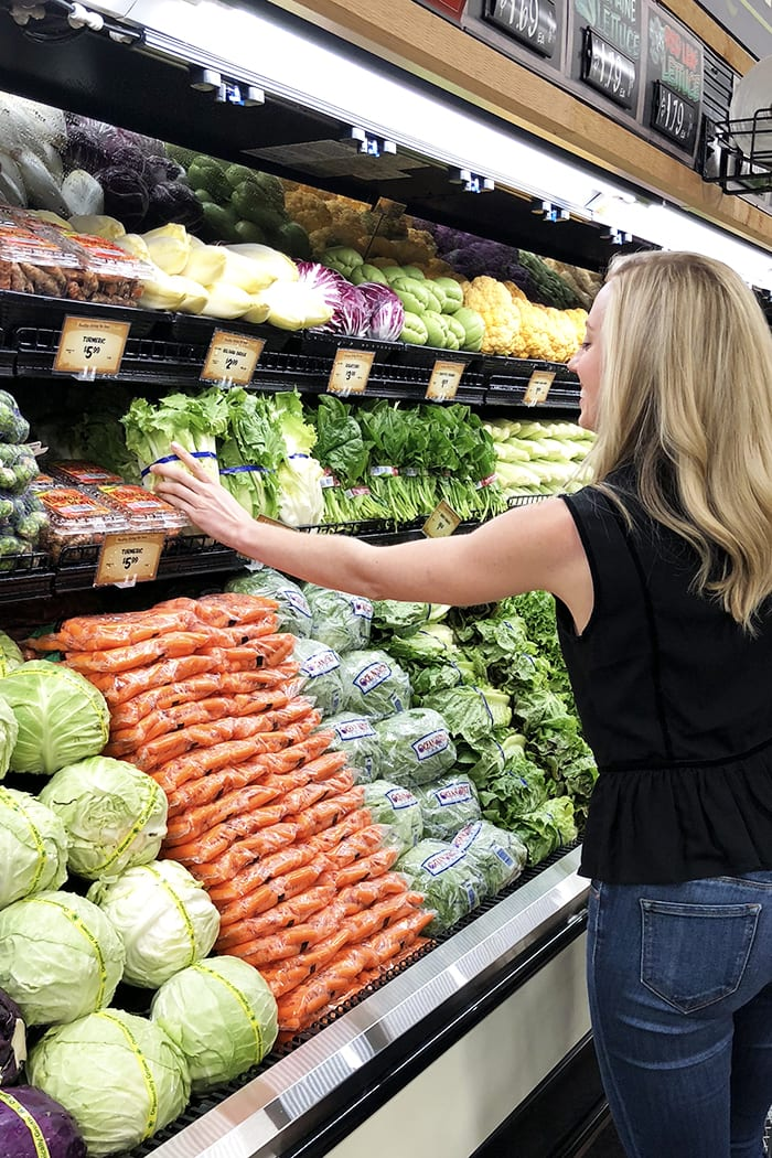 FitLiving Eats by Carly Paige - Healthy Grocery Store Tour of Sprouts Farmers Market 1