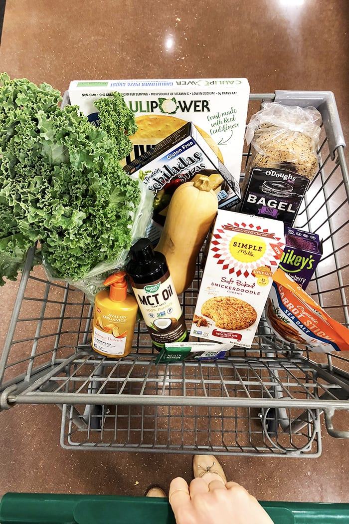 FitLiving Eats by Carly Paige - Healthy Grocery Store Tour of Sprouts Farmers Market 7