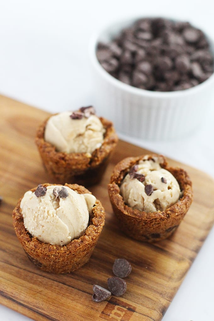 FitLiving Eats by Carly Paige - Sweet Treats Recipe Roundup -cookie-cups-2