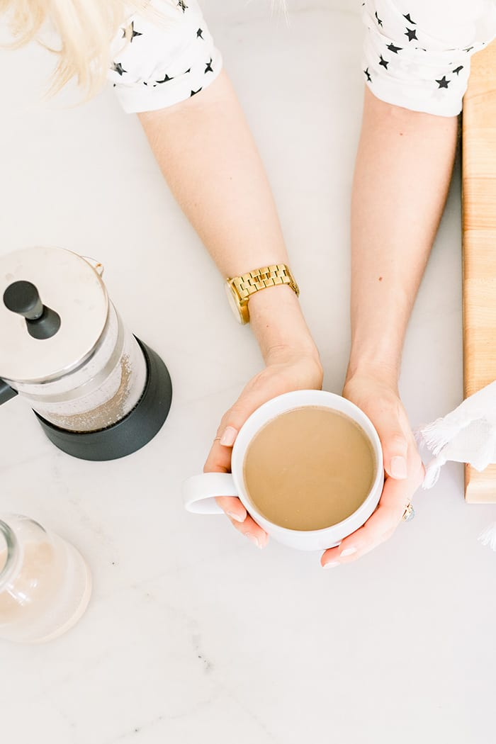 FitLiving Eats by Carly Paige - Simple Swaps for a Healthier Cup of Coffee - 1