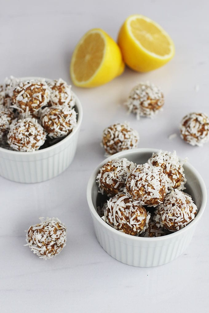 FitLiving Eats by Carly Paige - Winter Produce Guide - zesty-lemon-energy-bites-1