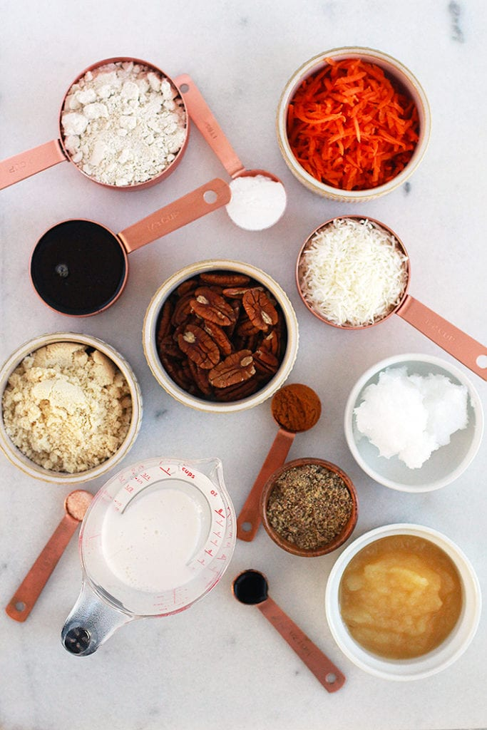 FitLiving Eats by Carly Paige - carrot cake muffins 2