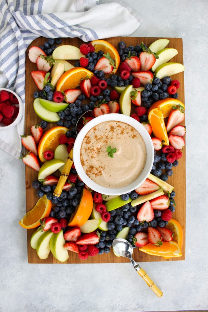 Maple-Cinnamon-Cashew-Fruit-Dip-Recipe---FitLiving-Eats-by-Carly-Paige-3